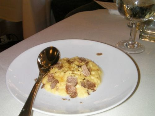 Gently Cooked Sous Vide Scrambled Eggs White Truffle